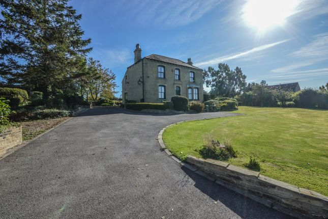 Thumbnail Detached house for sale in Hartshead Lane, Hartshead, Liversedge
