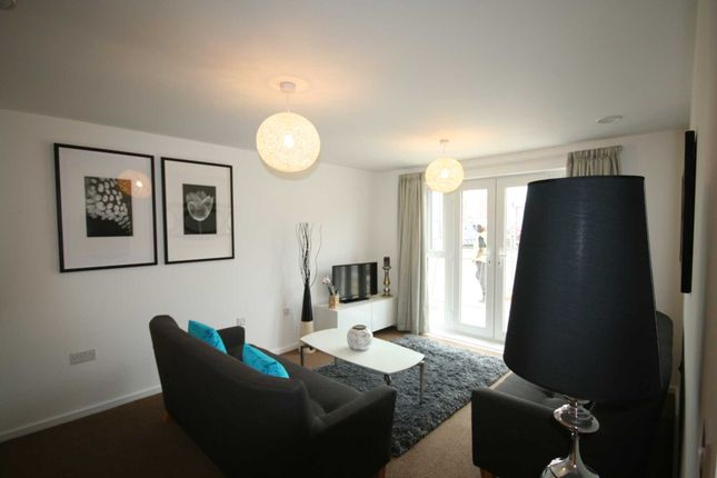 Thumbnail Flat to rent in Lintott Gardens, Warrington