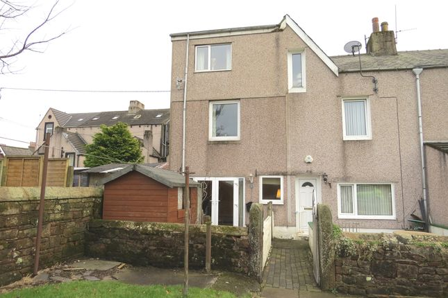 Thumbnail End terrace house for sale in Prospect Row, Cleator, Cumbria