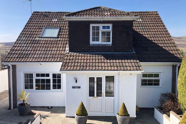 Thumbnail Detached house for sale in Llanover Road, Blaenavon, Pontypool