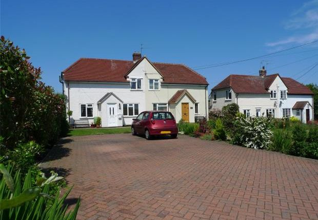 Thumbnail Semi-detached house for sale in Kings Hill, Kedington, Haverhill, Suffolk