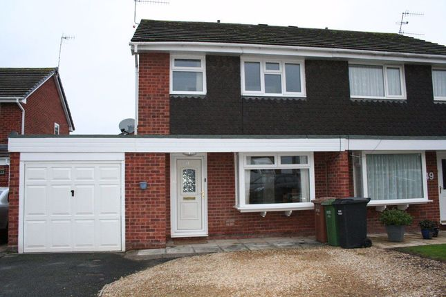 Thumbnail Property to rent in Ledwych Road, Droitwich
