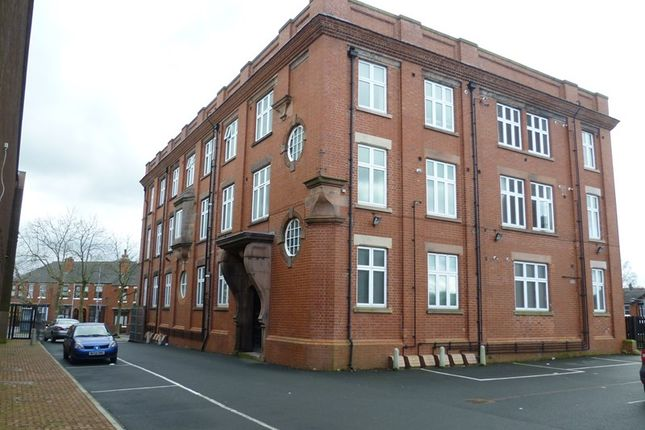 Thumbnail Flat to rent in The Print Works, Belle Vue, Leek, Staffordshire