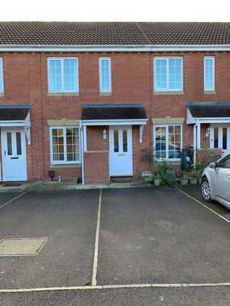 2 bed terraced house to rent in Cornbrash Rise, Hilperton, Trowbridge BA14