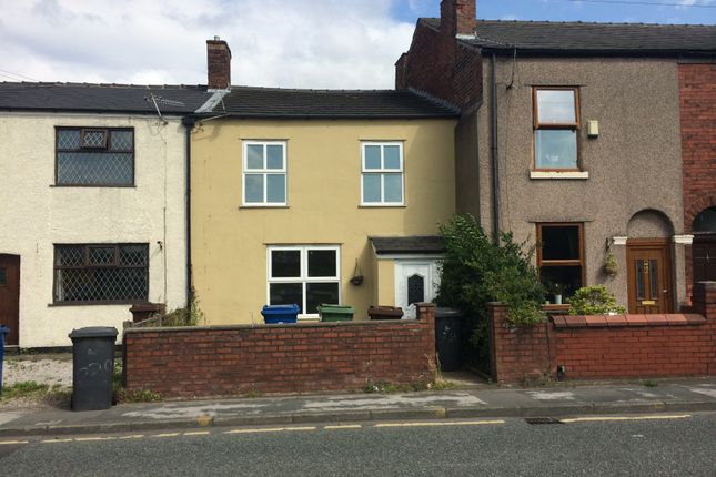 Thumbnail Terraced house to rent in Leigh Road, Hindley Green