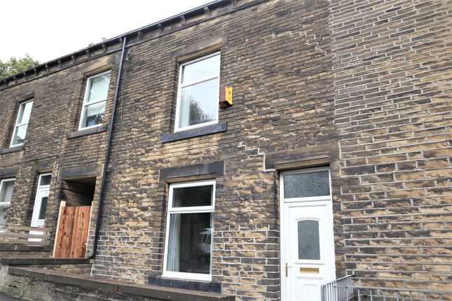 Thumbnail Terraced house for sale in Grosvenor Place, Luddendenfoot, Halifax.