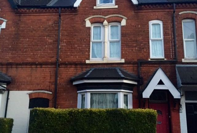 Thumbnail Terraced house to rent in South Road, Erdington, Birmingham