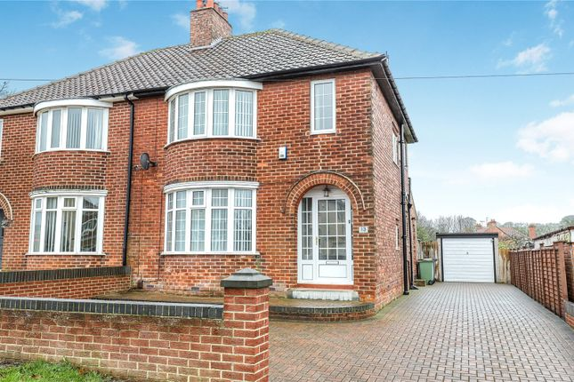 3 bed semi-detached house for sale in Orchard Way, Ormesby, Middlesbrough TS7