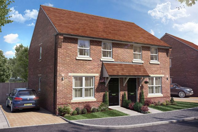 2 bed semi-detached house for sale in Gravel Hill, Swanmore, Southampton