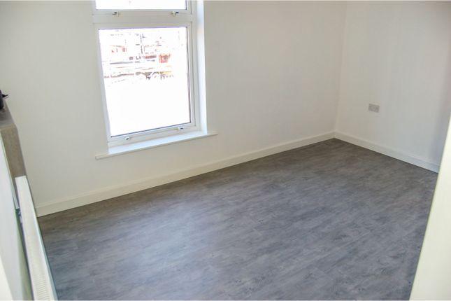 Bedroom of West Street, Crewe CW1