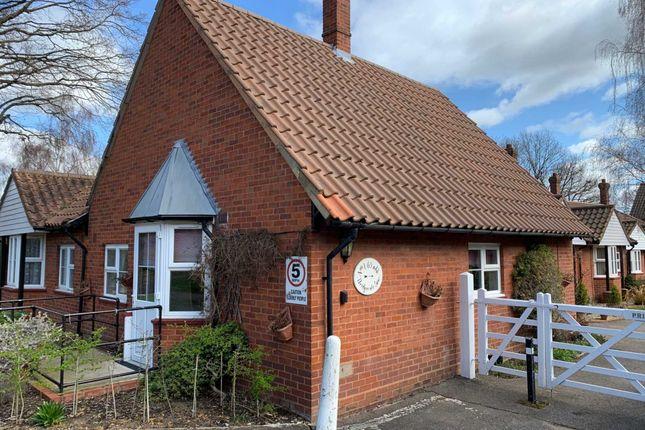 Thumbnail Semi-detached bungalow for sale in Bridgecote Lane, Noak Bridge