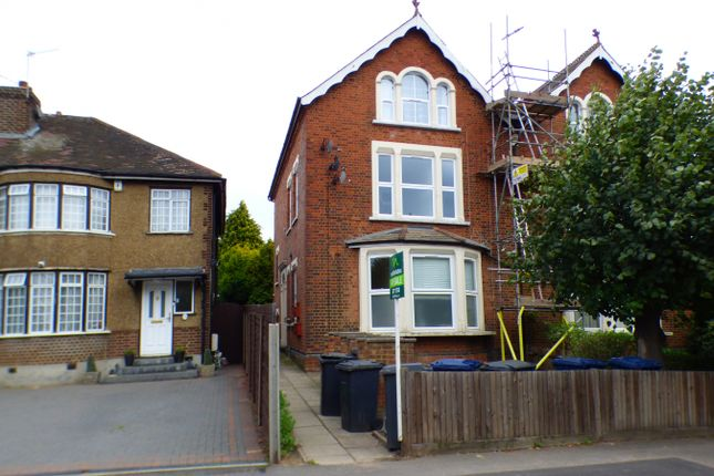 Thumbnail Flat to rent in Oakleigh Road South, London