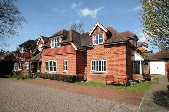 Thumbnail Flat for sale in School Lane, Lower Bourne, Farnham