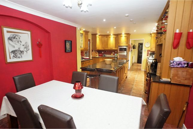 Thumbnail Detached House For Sale In Woodfield Close Walsall