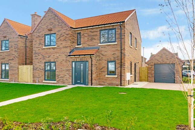 Thumbnail Detached house for sale in The Aldborough, Priory Meadows, Kirby Hill