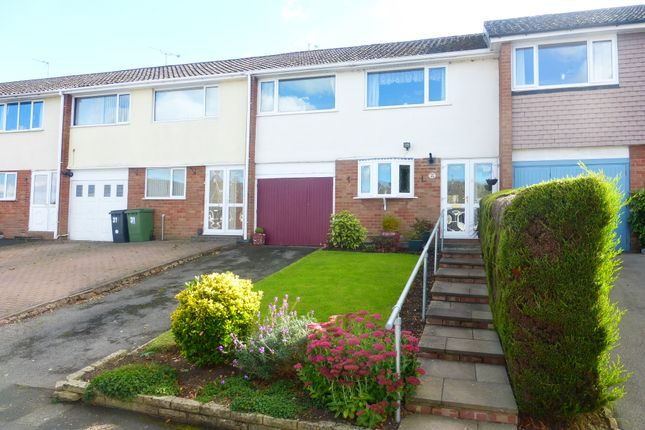 Thumbnail Terraced house for sale in Wirehill Drive, Lodge Park, Redditch