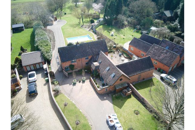 Thumbnail Detached house for sale in Dale Lane, Bromsgrove