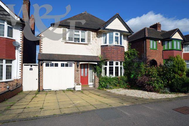 Thumbnail Detached house for sale in Woodlands Farm Road, Erdington, Birmingham