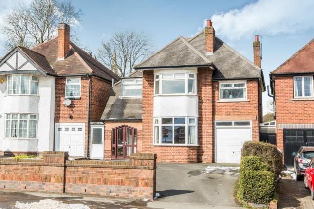 Thumbnail Detached house for sale in Bristol Road, Selly Oak, Birmingham, West Midlands