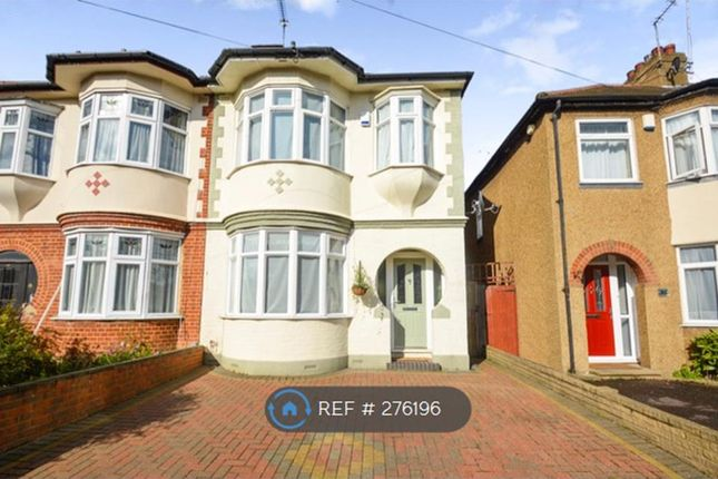 Thumbnail Semi-detached house to rent in St Georges Road, Enfeild