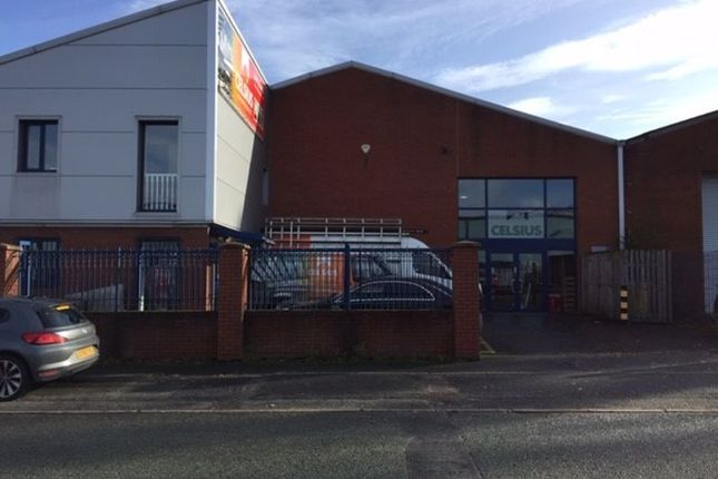 Thumbnail Commercial property for sale in Yardley Road, Knowsley Industrial Park, Liverpool