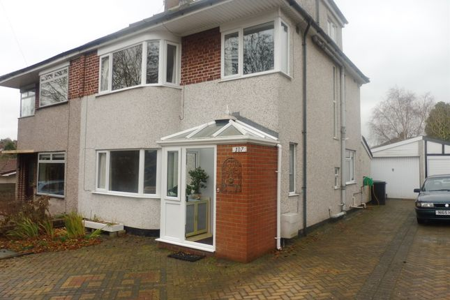 Thumbnail Semi-detached house for sale in Falcondale Road, Westbury-On-Trym, Bristol