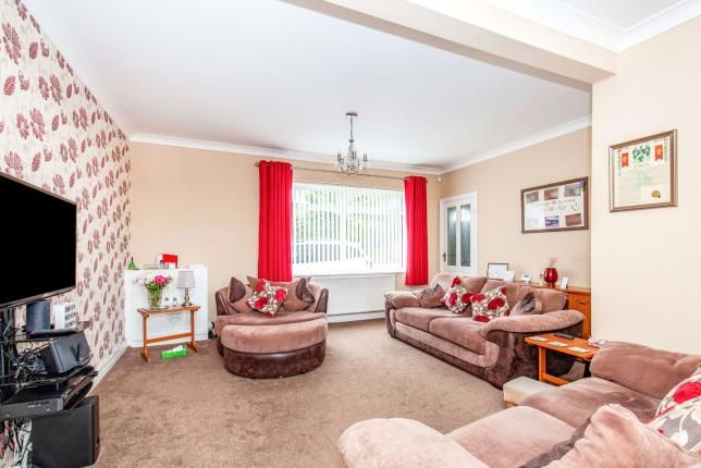 Living Room of Stoneyford Road, Stanton Hill, Sutton-In-Ashfield, Nottinghamshire NG17