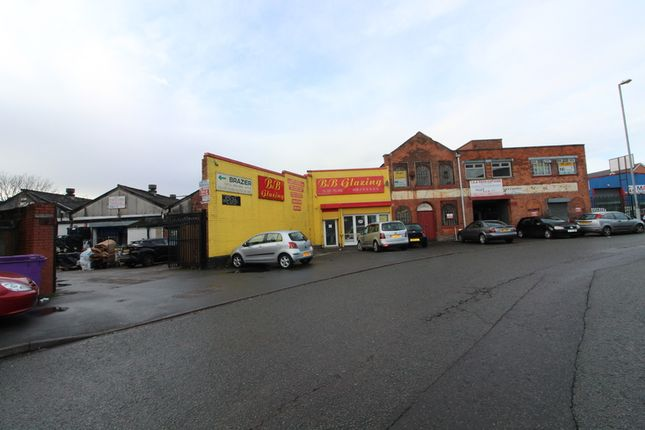 Thumbnail Industrial for sale in Sydenham Road, New Shires Industrial Estate, Birmingham