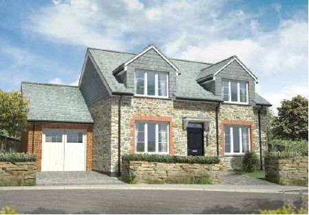 Thumbnail Property for sale in Hobbacott Lane, Marhamchurch, Bude