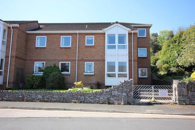 Thumbnail Flat for sale in Milton House, Church Road, Newton Abbot