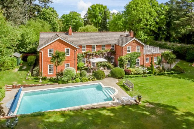 Thumbnail Detached house for sale in Bashurst Copse, Itchingfield, Horsham, West Sussex