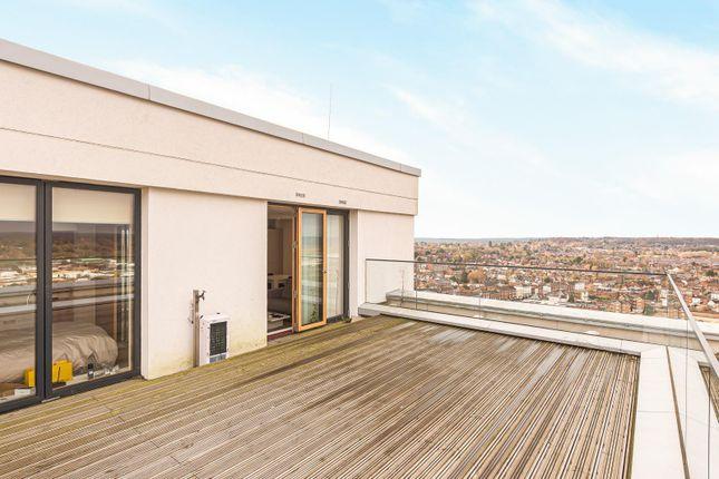 Roof Terrace of Hewitt, Alfred Street, Reading RG1