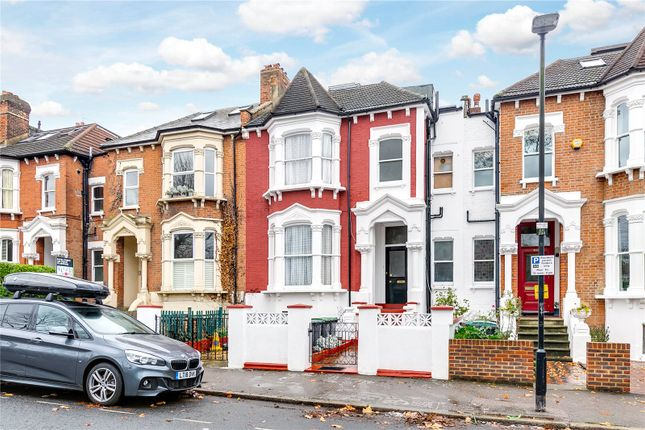 Thumbnail Terraced house for sale in Stapleton Hall Road, London