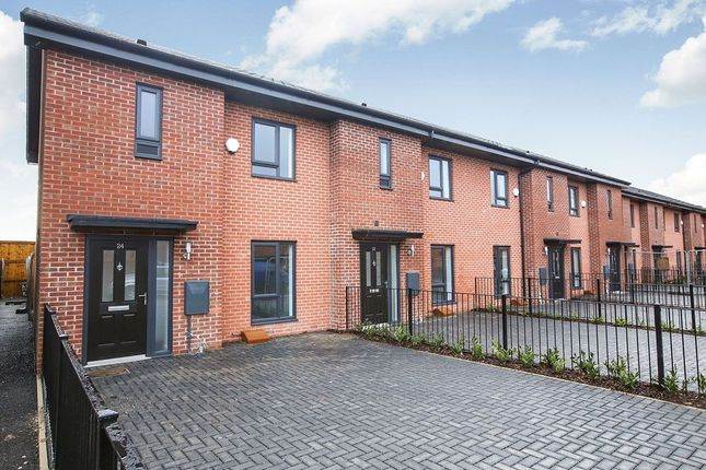 Thumbnail Terraced house to rent in Bratton Drive, Manchester