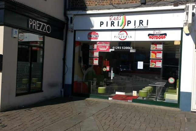 Thumbnail Retail premises for sale in Grand Parade, High Street, Crawley