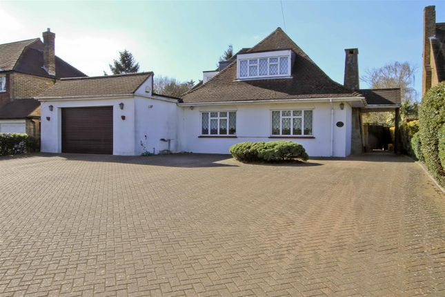 Thumbnail Detached bungalow for sale in Harvil Road, Ickenham, Uxbridge