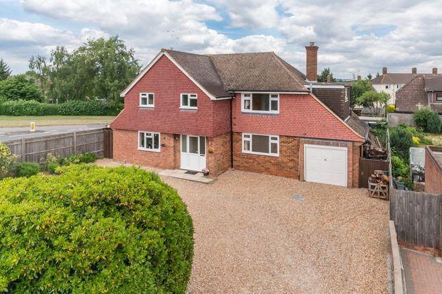 Thumbnail Detached house for sale in The Ridgeway, Tonbridge