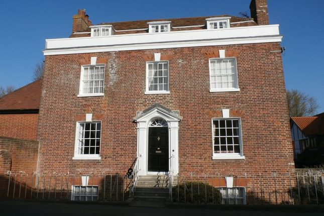 Flat for sale in The Old Vicarage, The Street, Woodnesborough, Sandwich