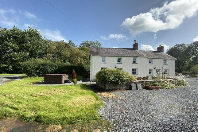 Thumbnail Cottage for sale in Dryslwyn, Carmarthen