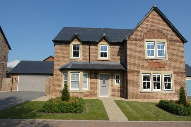 Thumbnail Detached house for sale in Rodor Close, Carlisle