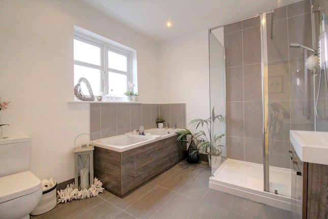 Family Bathroom of Avenue Road, Ashby-De-La-Zouch LE65