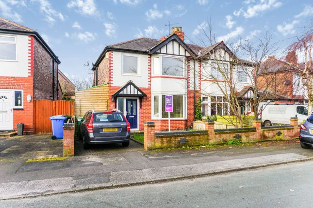 Front View of Windsor Drive, Grappenhall, Warrington WA4