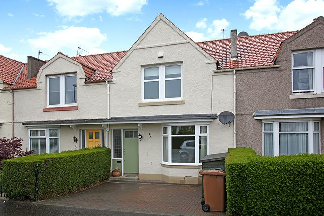 Thumbnail 3 bedroom terraced house for sale in Boswall Green, Boswall, Edinburgh