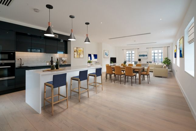 Thumbnail Flat for sale in The Ram Quarter, 11 Armoury Way, Wandsworth, London