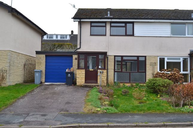 Thumbnail Semi-detached house to rent in Lords Piece Road, Chipping Norton