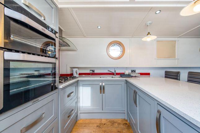 Kitchen of St Katherine Docks Marina 50 St Katharine's Way, London E1W