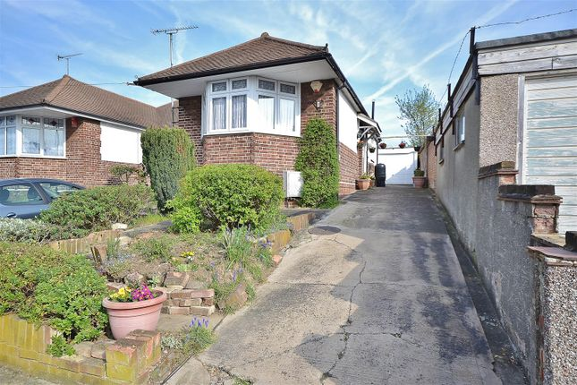 Thumbnail Semi-detached bungalow for sale in Dovedale Avenue, Clayhall, Ilford