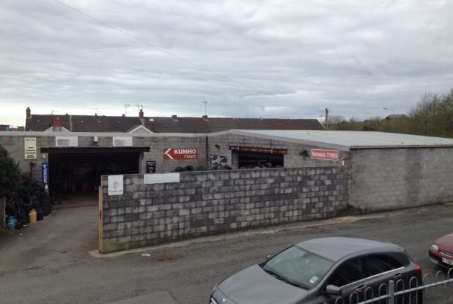 Thumbnail Light industrial for sale in Swansea Road, Llanelli