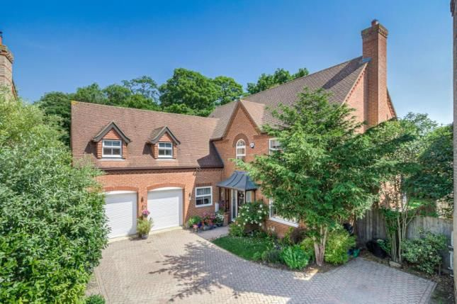 Thumbnail Detached house for sale in Deep Spinney, Biddenham, Bedford, Bedfordshire