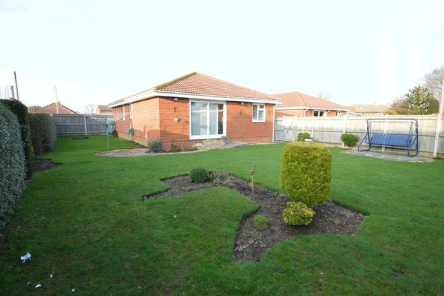 Thumbnail Detached bungalow for sale in Eastoke Avenue, Hayling Island